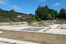 Musee et sites archeologiques de Vieux-la-Romaine, Vieux, France