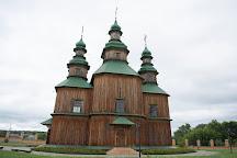 Holy Trinity Church, Pustoviitivka, Ukraine
