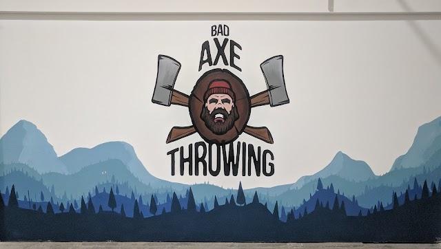 Bad Axe Throwing