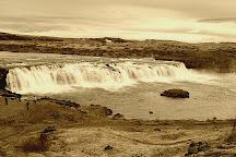 Faxi (Vatnsleysufoss) Waterfall, Skalholt, Iceland