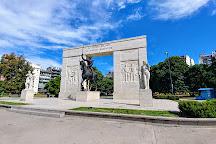 Parque Rivadavia, Buenos Aires, Argentina