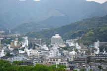 Yukemuri Observatory, Beppu, Japan
