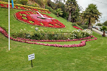 Flower Clock (Reloj de Flores), Vina del Mar, Chile