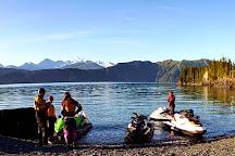 Glacier Jetski Adventures, Whittier, United States