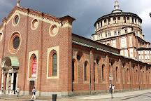 Piazza di Santa Maria delle Grazie, 2, Milan, Italy