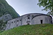 Fort Kluže, Bovec, Slovenia
