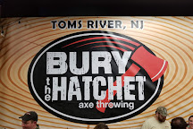 Bury The Hatchet Toms River - Axe Throwing, Toms River, United States