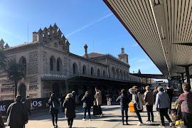 Автобусная станция   Toledo