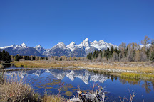 Schwabacher Landing, Grand Teton National Park, United States