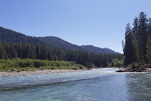 Hoh River, Olympic National Park, United States