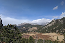 Upper Beaver Meadows Trailhead, Rocky Mountain National Park, United States