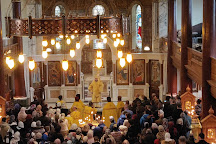 Russian Patriarchal Orthodox cathedral, London, United Kingdom