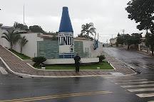 Monumento Garrafa, Lindoia, Brazil