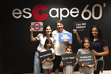 Escape 60 Jardins, Sao Paulo, Brazil