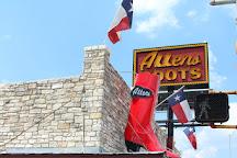Allens Boots, Austin, United States