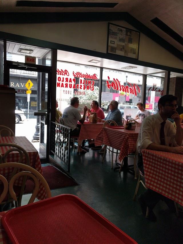 Varallo's Chile Parlor & Restaurant