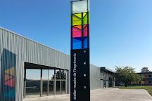 Atelier Musee de l'Imprimerie, Malesherbes, France