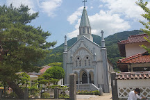 Tsuwano Catholic Church, Tsuwano-cho, Japan