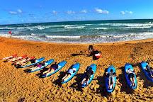 Surfing Puerto Rico, Luquillo, Puerto Rico