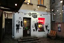 Robert's Books, Riga, Latvia