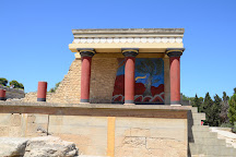 The Palace of Knossos, Knosos, Greece