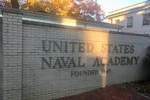 US Naval Academy Walking Tour, Annapolis, United States