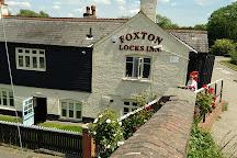 Foxton Locks, Foxton, United Kingdom