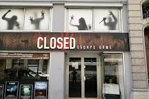 Closed Escape Game, Lyon, France