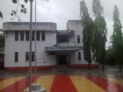 District Veterinary Polyclinic, Aundh