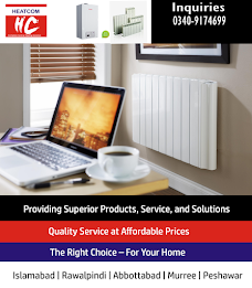 Heatcom Central Heating System Islamabad – Lahore – Peshawar (Ajwa Engineering)