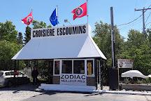 Croisiere Escoumins, Les Escoumins, Canada