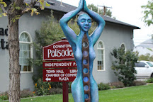 The Blue Pig Gallery, Palisade, United States