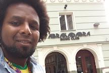 Abrakadabra Bar, Prague, Czech Republic