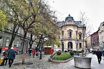 Metropolitan Ervin Szabo Library, Budapest, Hungary
