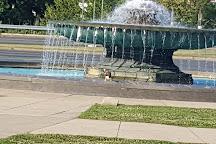 Eakins Oval, Philadelphia, United States