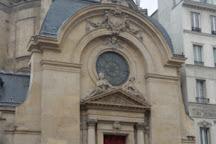 Temple du Marais - Eglise Reformee du Marais, Paris, France