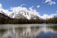 Leigh Lake, Grand Teton National Park, United States