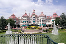 Disneyland Paris, Marne-la-Vallee, France