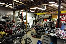Chuck's Classic Cycles, Tuskahoma, United States