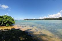 Anse La Raie Beach, Anse La Raie, Mauritius
