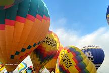 Balloon Fiesta Park, Albuquerque, United States