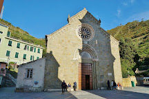Chiesa di San Lorenzo, Manarola, Italy