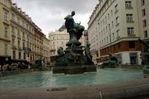 Leopoldsbrunnen, Vienna, Austria