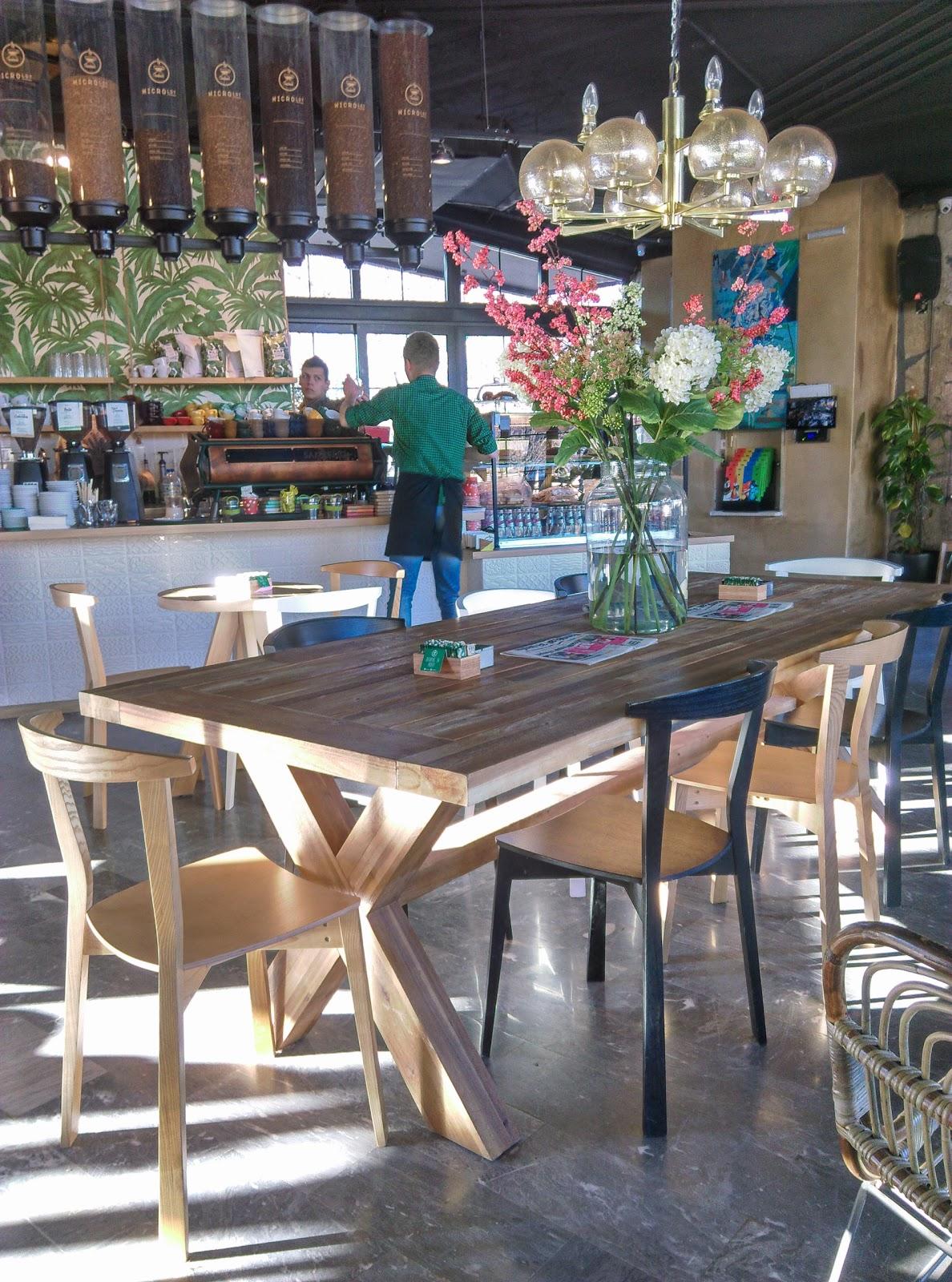 Kafeterija Fontana: A Work-Friendly Place in Belgrade