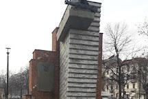 Monumento all'Artigliere, Turin, Italy
