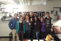 Labyrinth Escape Games, Portland, United States