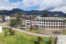 Portal de Museos de la Universidad Nacional de Colombia - Claustro de San Agusti-n, Bogota, Colombia