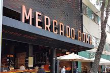 Mercado Roma, Mexico City, Mexico