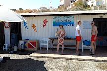 Atlantis Diving Center, Adelianos Kampos, Greece