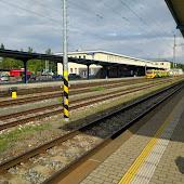 Железнодорожная станция  Zdar Nad Sazavou